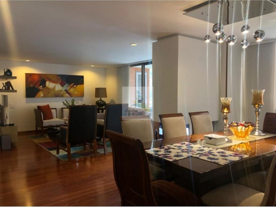 zs 965 apartamento en venta ciudad salitre
