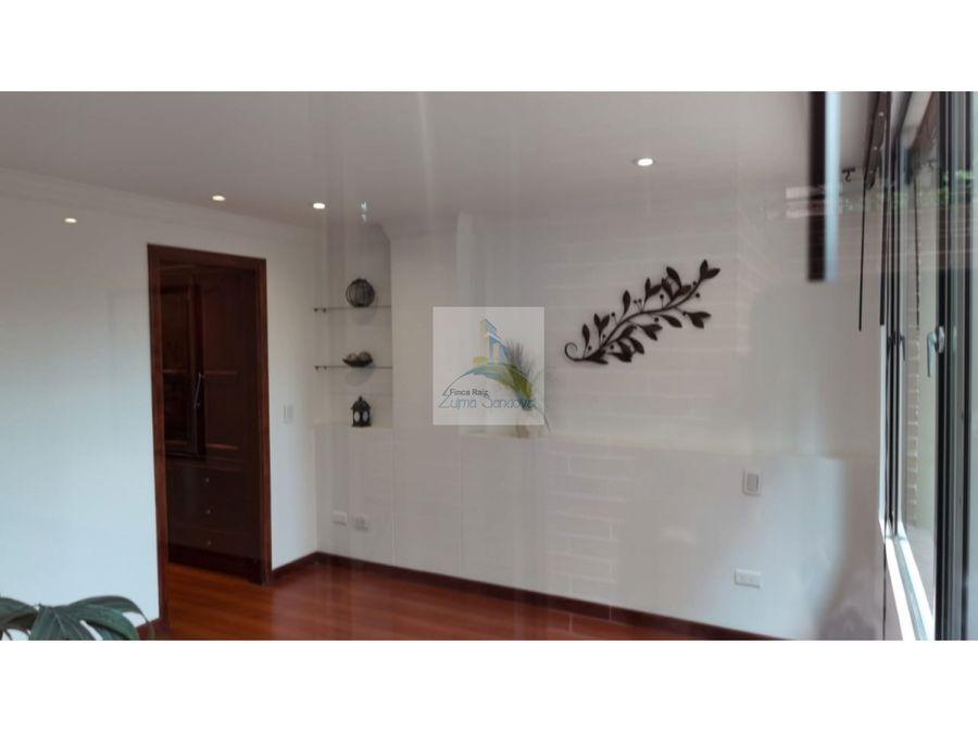 zs 927 apartamento en venta chico navarra