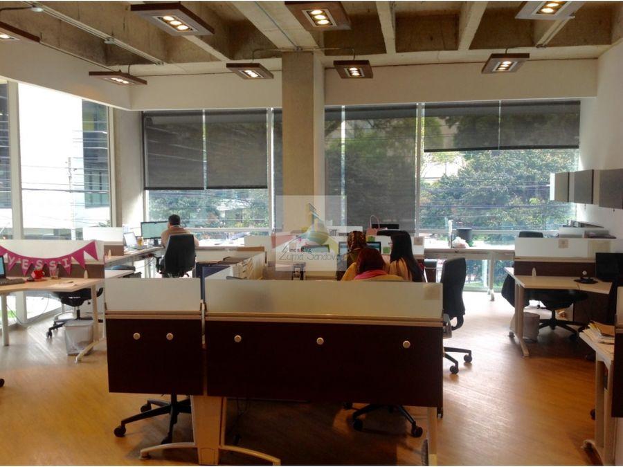 zcc 6 oficina en arriendo chico norte