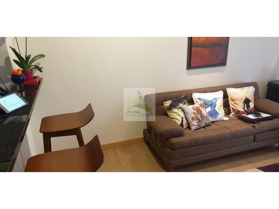 zmh 1428 apartamento en venta san patricio