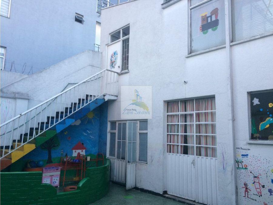 zjg 7 casa en venta en nicolas de federman bogota