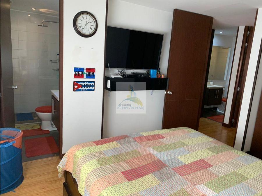 zs 894 apartamento en venta chapinero