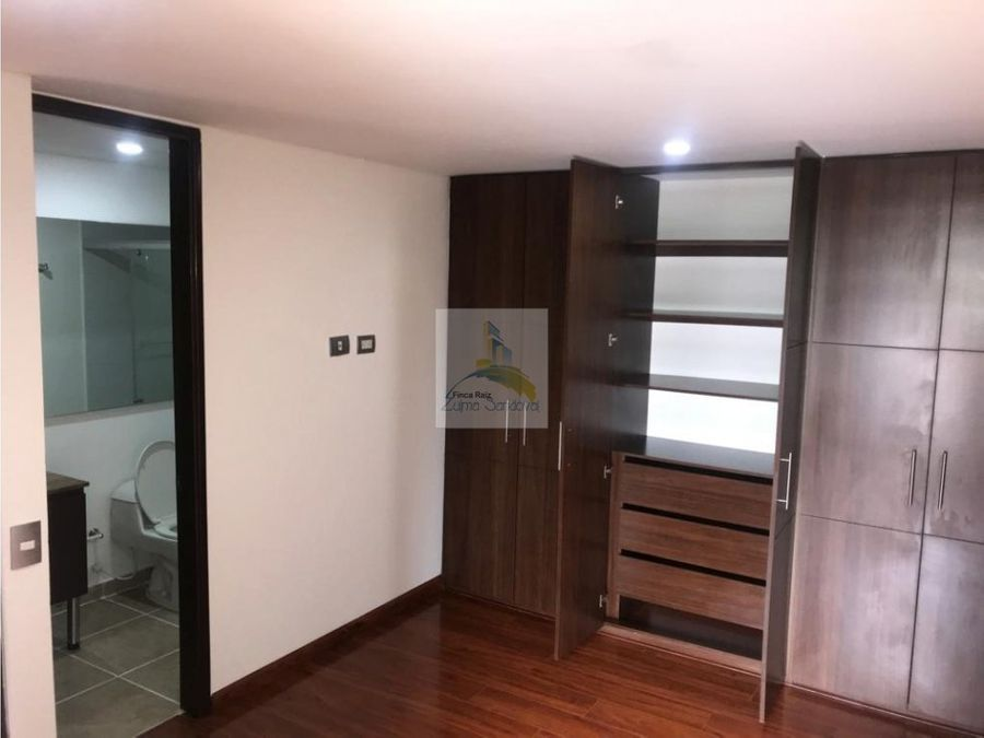 zs 805 apartamento en venta floresta