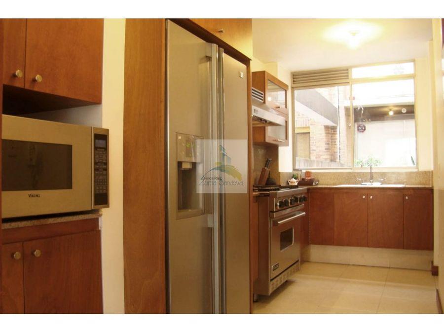 zmh 1396 apartamento en venta santa bibiana