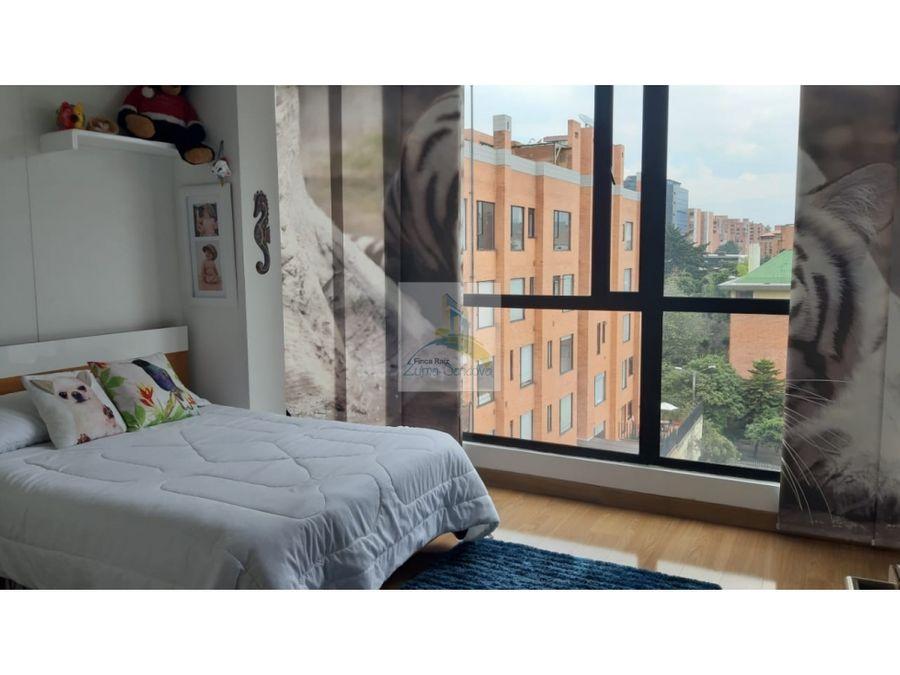 zmh 1359 apartamento en venta santa barbara