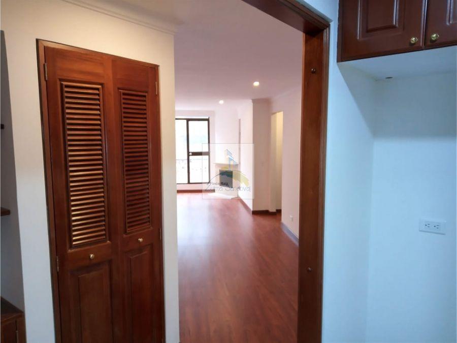 zs 759 apartamento en venta rosales