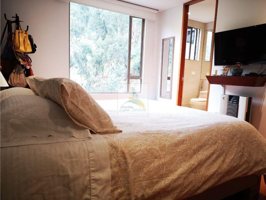zmh 1546 apartamento en venta bosque de pinos