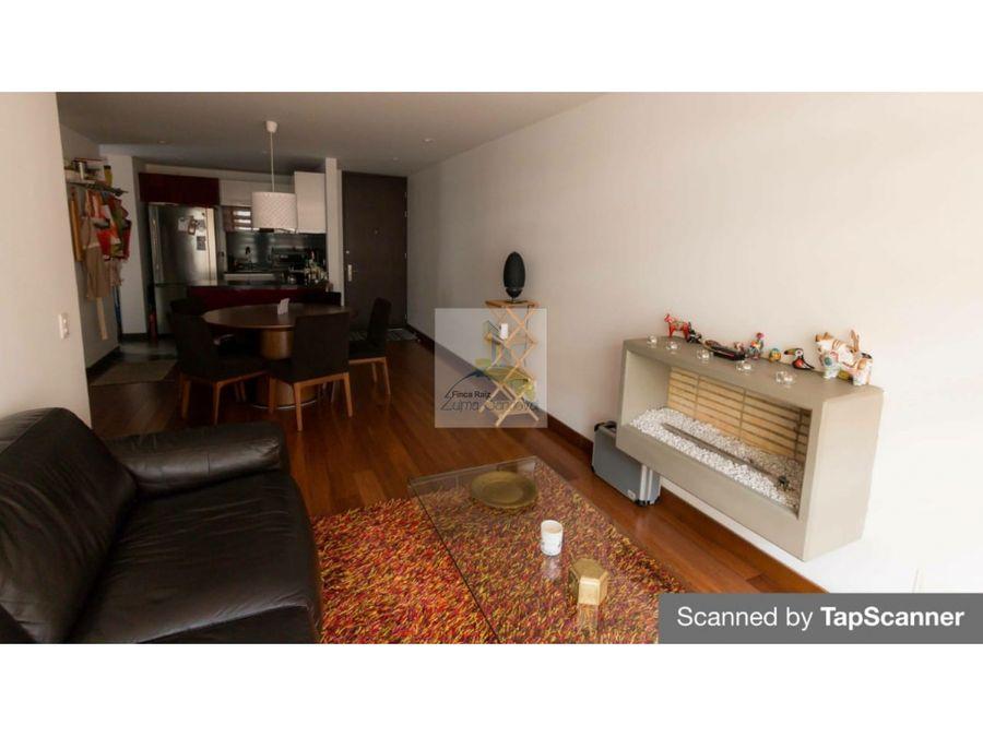 zmh 1524 apartamento en venta san patricio