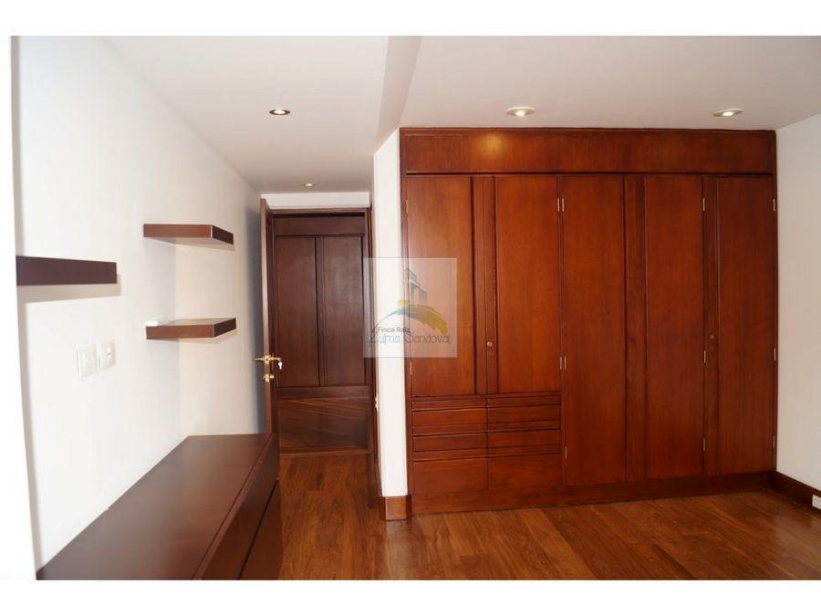 zs 840 apartamento en arriendo cabrera