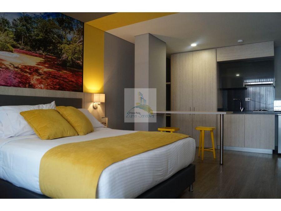 zs 8132 aparta hotel para inversion santa barbara