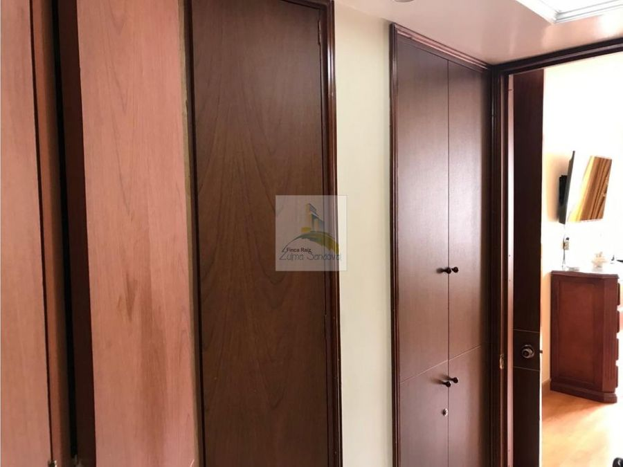 zjg 33 apartamento en venta cedritos