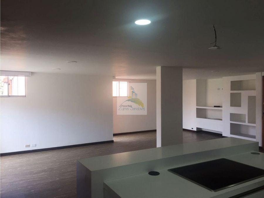 zs 857 apartamento en venta santa barbara