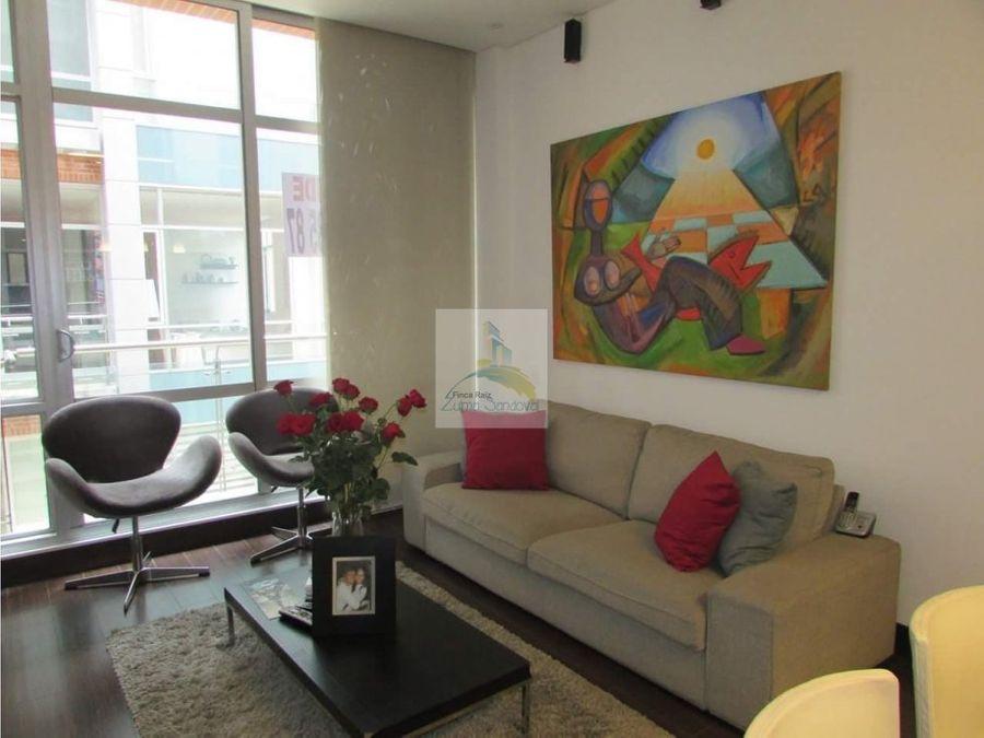 zs 916 apartamento en venta altos de la cabrera