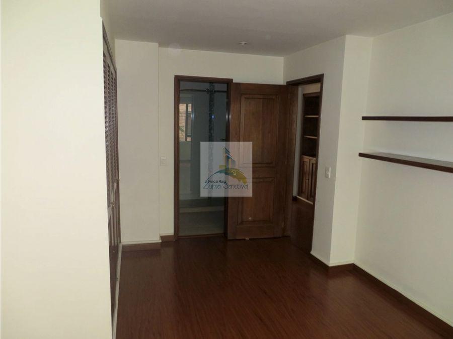 zmh 1516 apartamento en arriendo chico