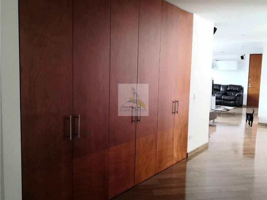 zmh 1556 apartamento en venta usaquen
