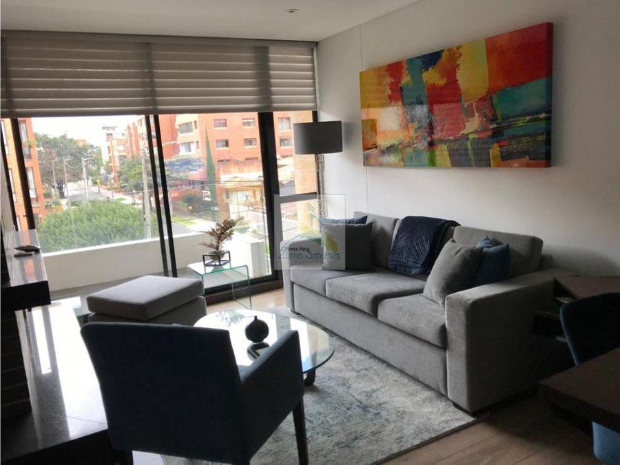 zmh 1417 apartamento en venta chico navarra