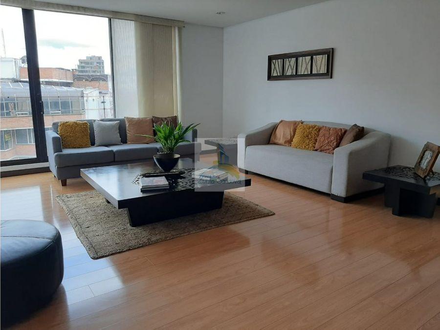 zs 877 apartamento en venta rosales