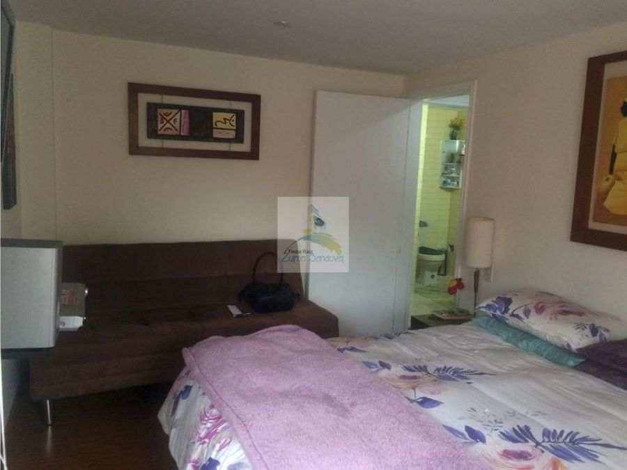 zjg 18 apartamento en andes norte