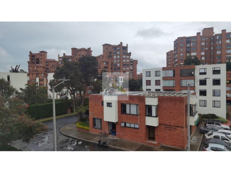 zs 925 apartamento en arriendo recodo del country