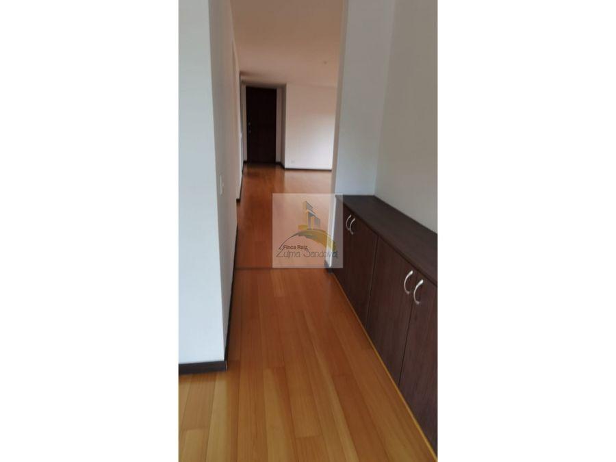 zs 943 apartamento en arriendo chico