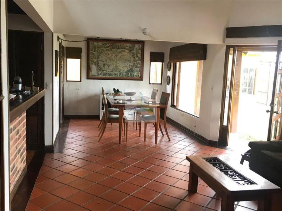 zjg 21 casa en venta zipaquira cundinamarca