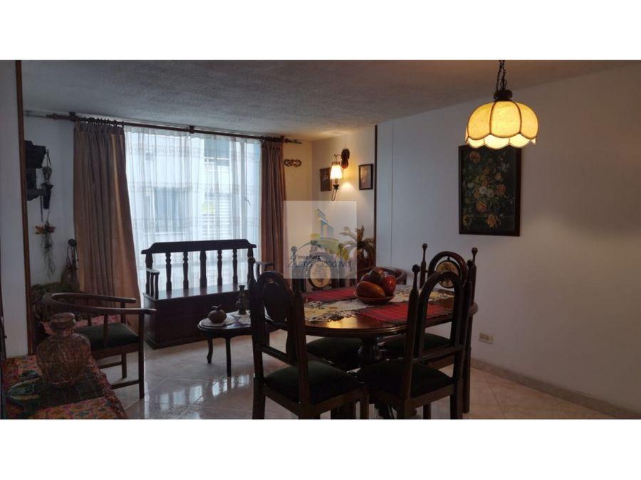 zs 952 apartamento en venta la campina