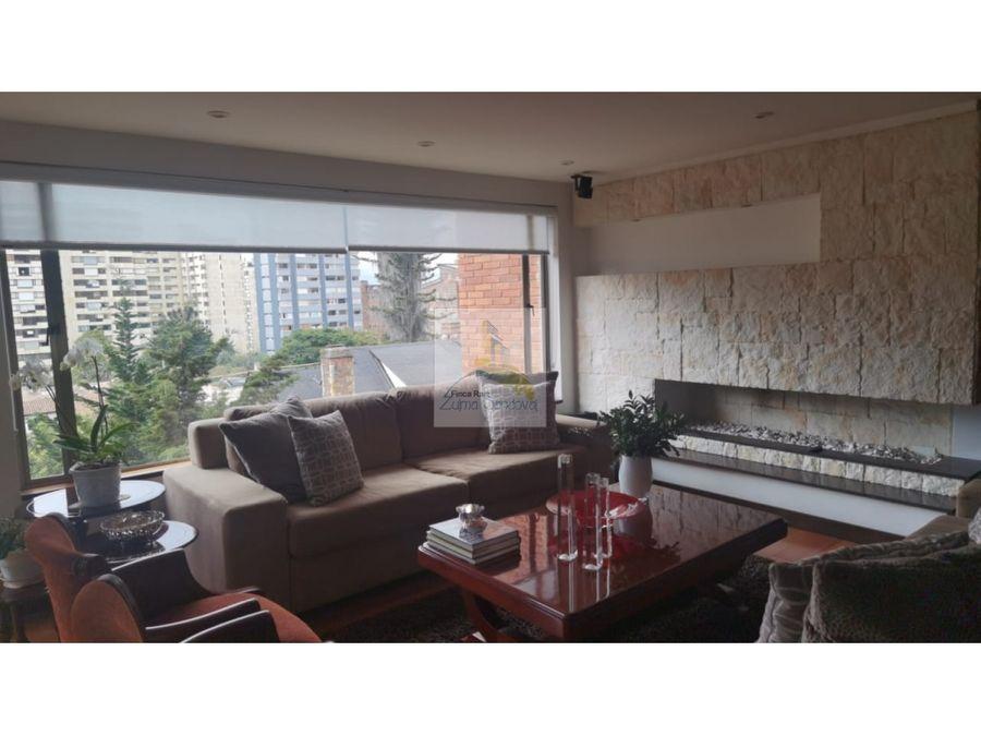 zs 917 apartamento en venta rosales
