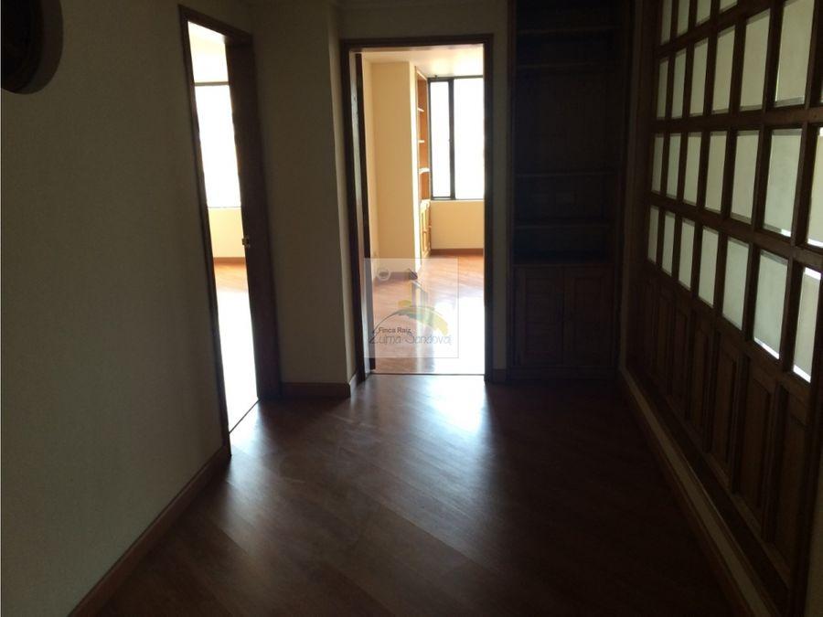 zjg 37 apartamento en arriendo santa barbara