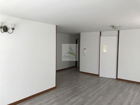 zjg 47 apartamento en arriendo cedritos