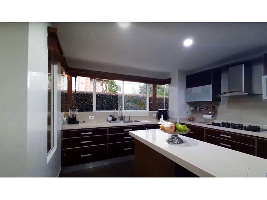 zs 978 casa campestre en venta chia