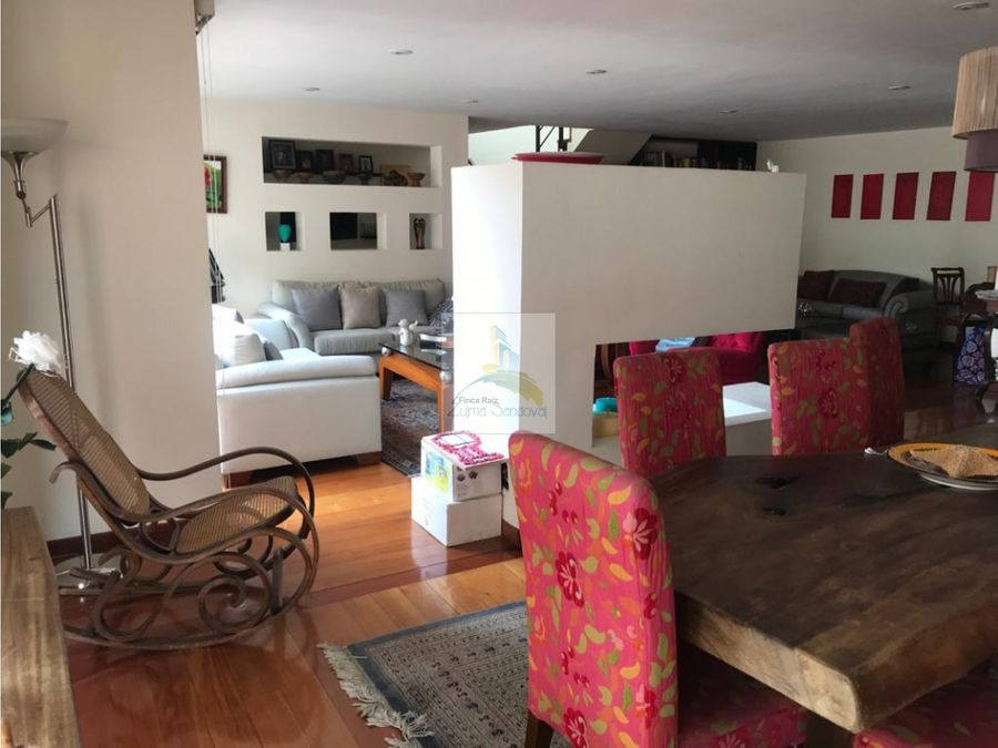 zjg 46 apartamento en venta santa barbara