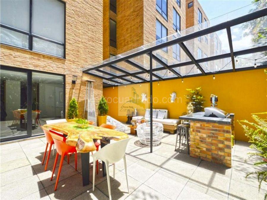 zs 820 apartamento en venta cabrera