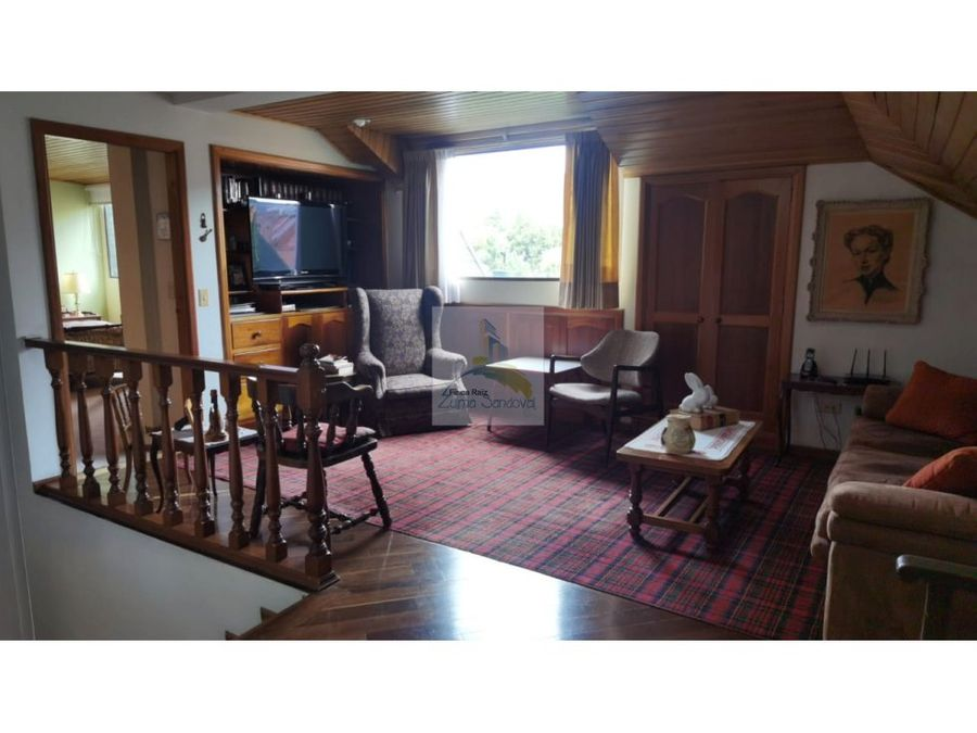 zs 933 apartamento en venta chico navarra