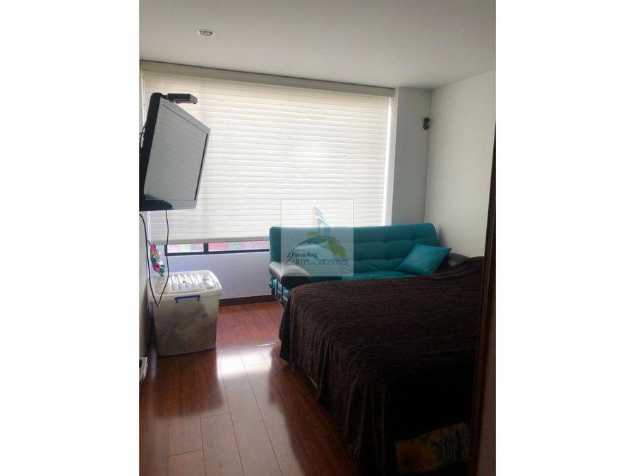 zmh 1413 apartamento en venta san patricio