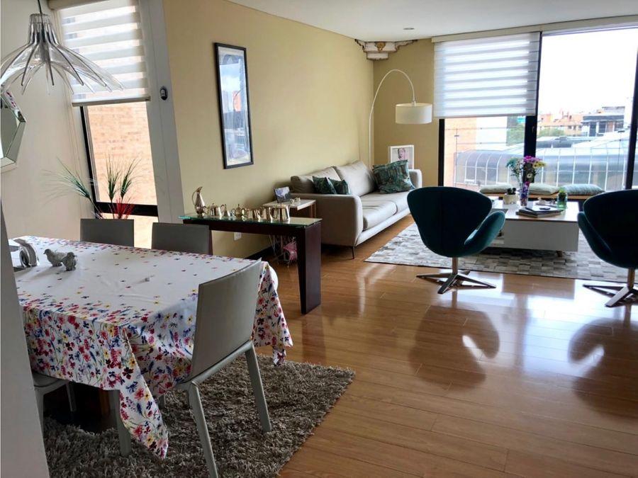 zs 879 apartamento en venta rosales