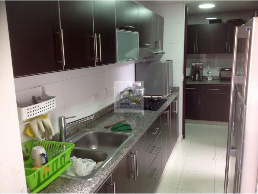 zcc 3 apartamento en venta bella suiza