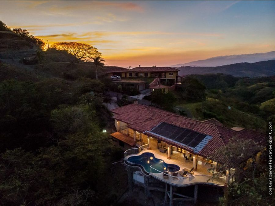 for sale beautiful home in orotina costa rica