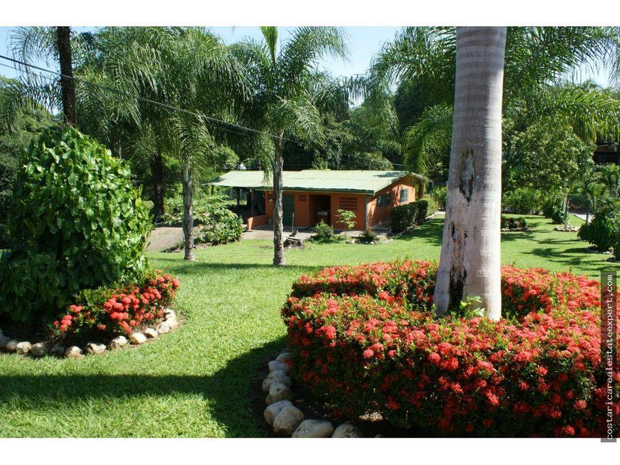 for sale 30 acre farm in san mateo costa rica