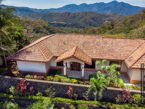 for sale beautiful home in orotina costa rica