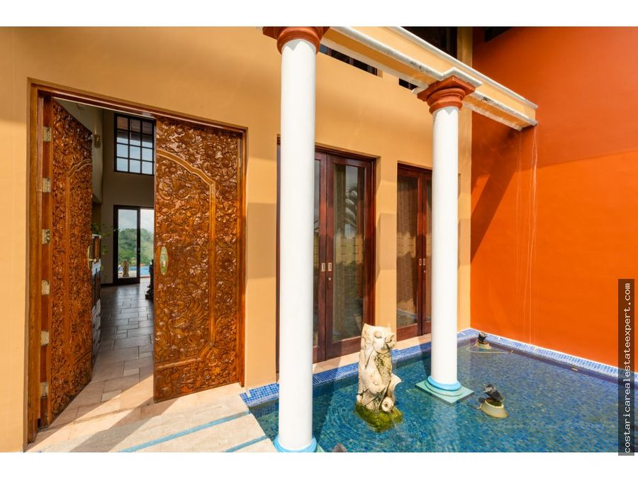 for sale balinese home in atenas costa rica