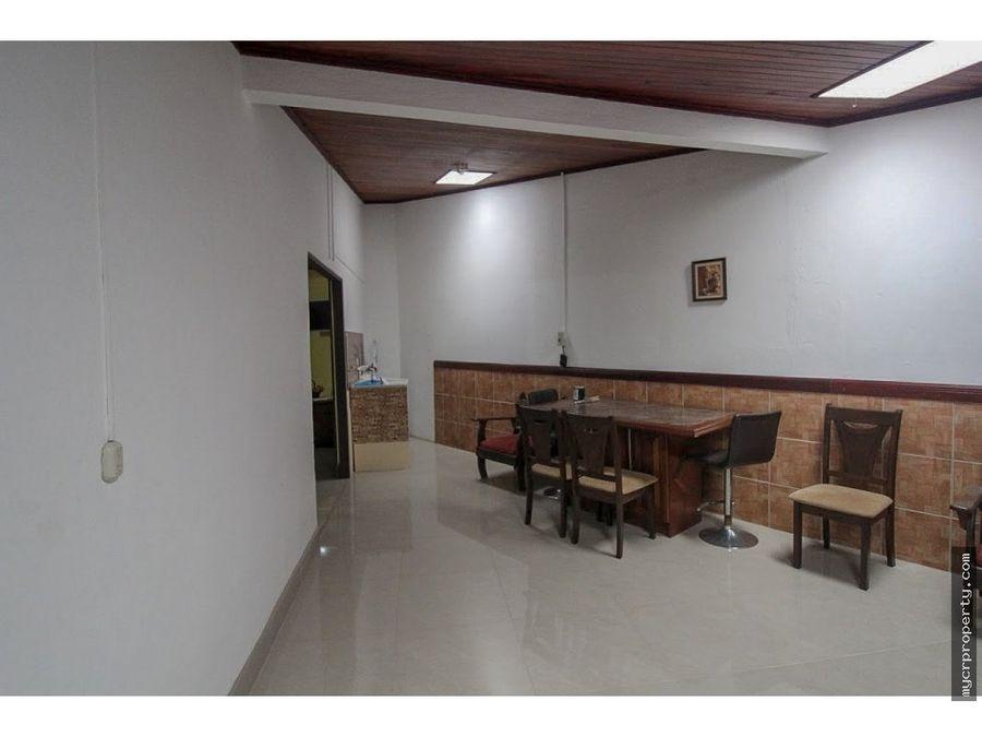 casa 3 habitaiones en san rafael de heredia