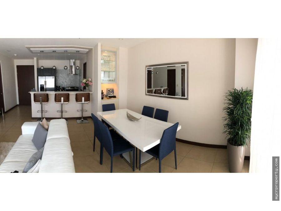 se vende apartamento de 1 hab en distrito 4