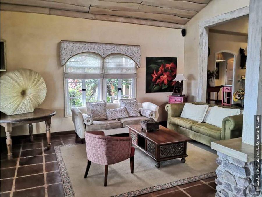 for rent designer home santa ana costa rica