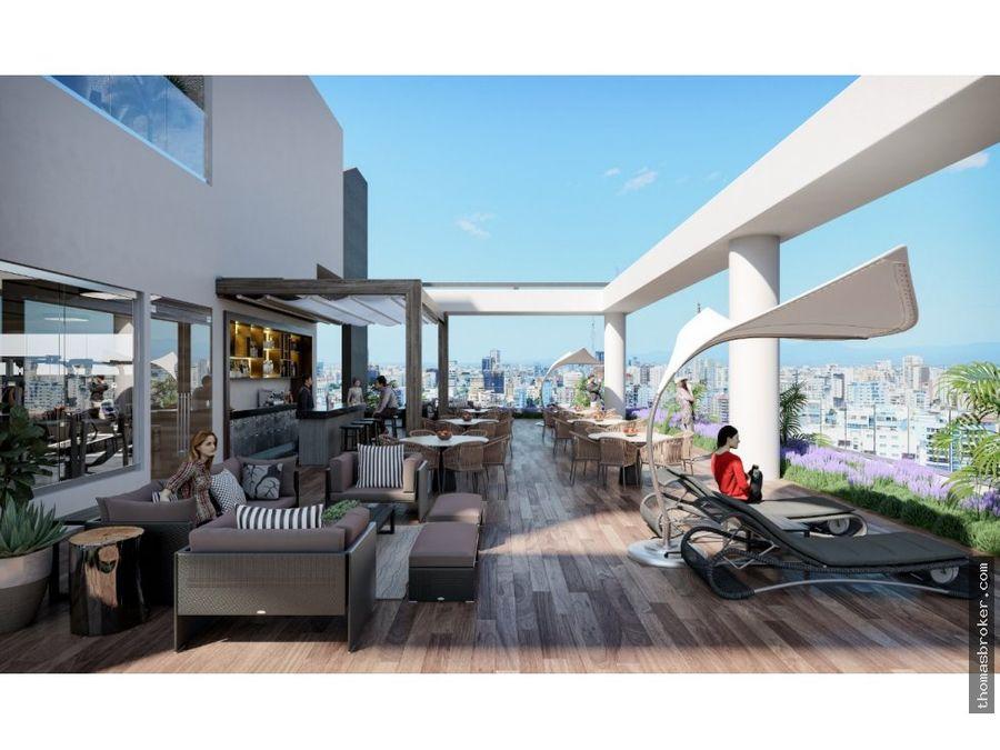 nuevo proyecto apartamentos estilo hotel naco