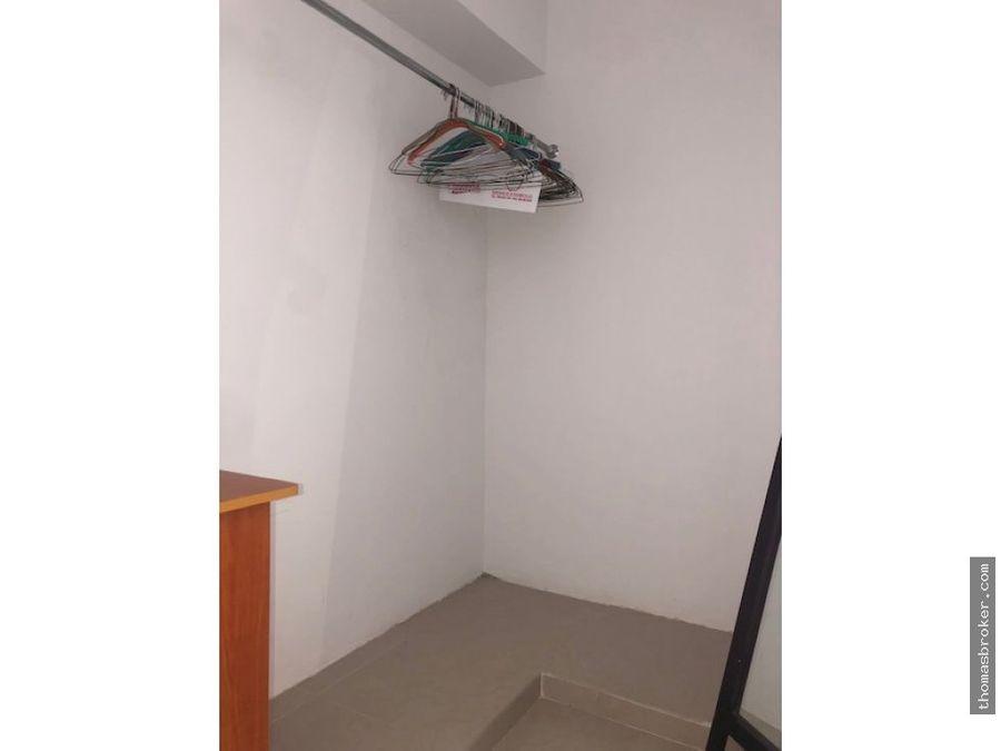 apartamento amueblado 2 habitaciones naco