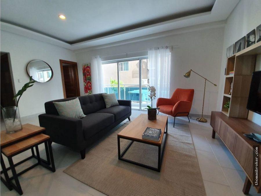 apartamento 1habitacion amueblado en alquiler