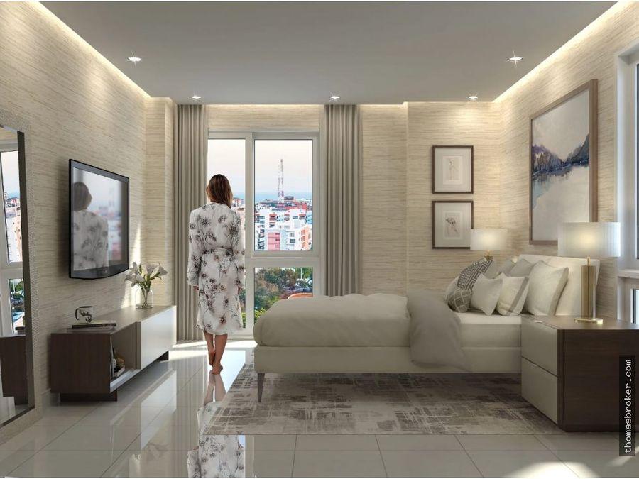 apartamentos 1 hab carea social rooftop evaristo