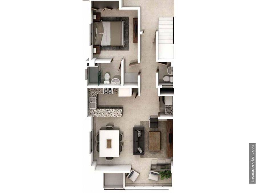 apartamentos 1hab listos 2021 carea social y gym