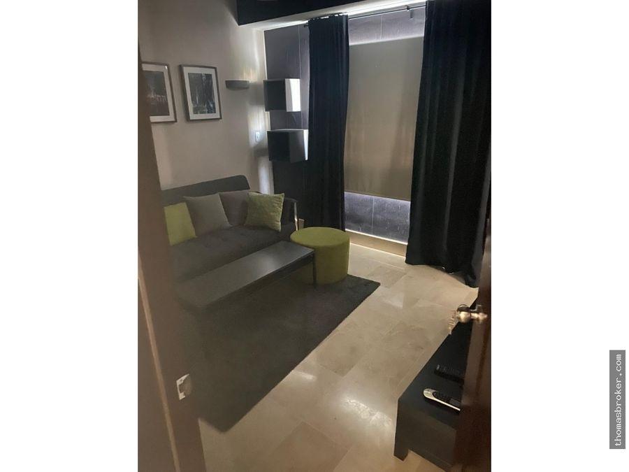 apartamento 2hab moderno amueblado el vergel