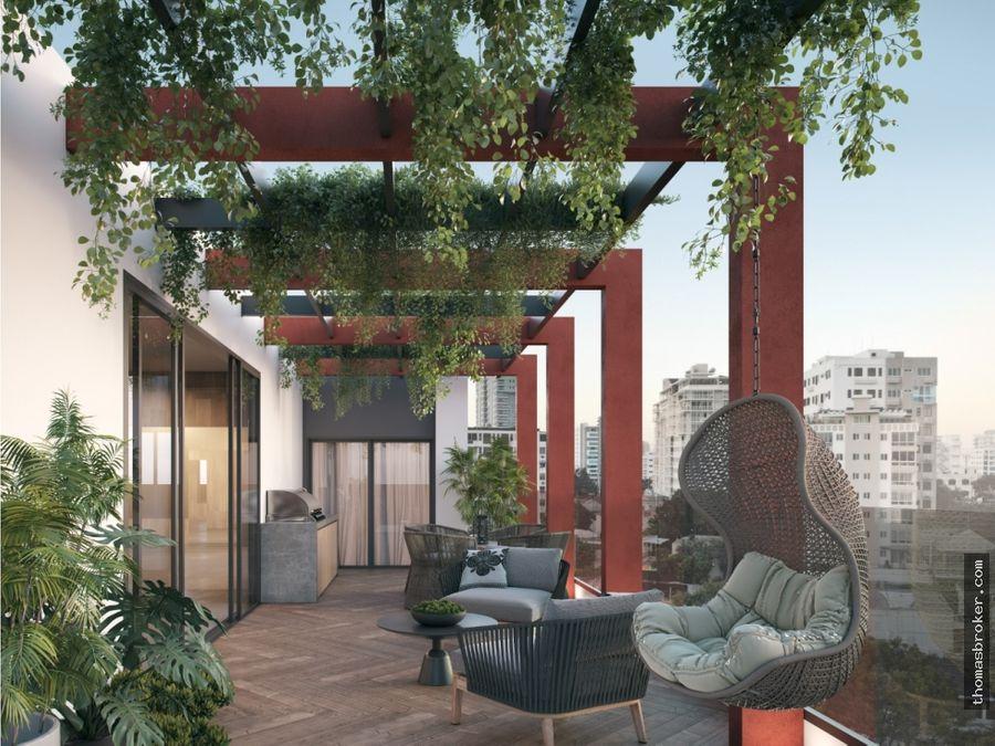 apartamento 3hab moderno listos 2021 gazcue